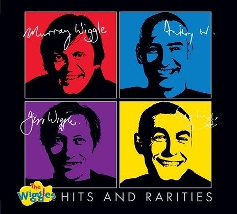 THE WIGGLES - Hit Songs & Rarities