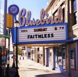 FAITHLESS - Sunday 8pm