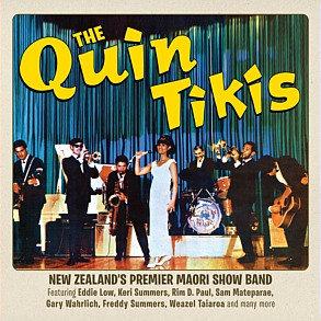 THE QUIN TIKIS ~ Nz Premier Maori Show Band