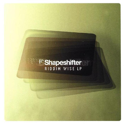 SHAPEHIFTER - Riddim Wise LP