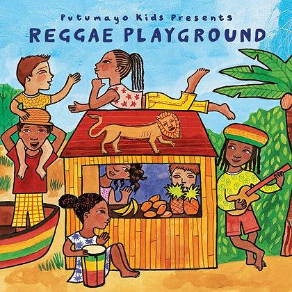 REGGAE PLAYGROUND - Various Artists (Putumayo)