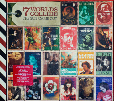 7 WORLDS COLLIDE ~ The Sun Came Out (2cds)