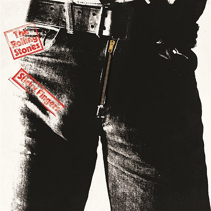 ROLLINGSTONES, THE - Sticky Fingers
