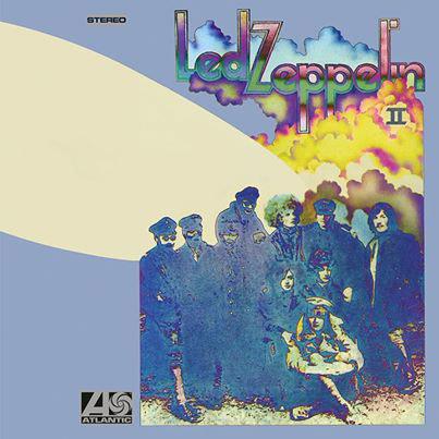 LED ZEPPELIN - LED ZEPPELIN II (Deluxe 2cd Edion)