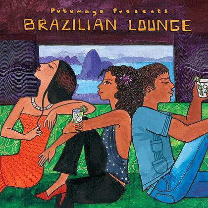 BRAZILIAN LOUNGE - Various Artists (Putumayo)