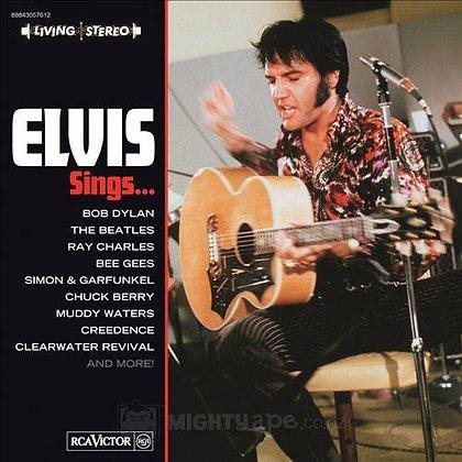 ELVIS PRESLEY - Elvis Sings...