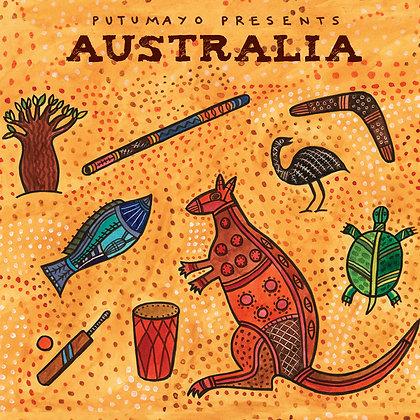 AUSTRALIA - Various Artists (Putumayo)