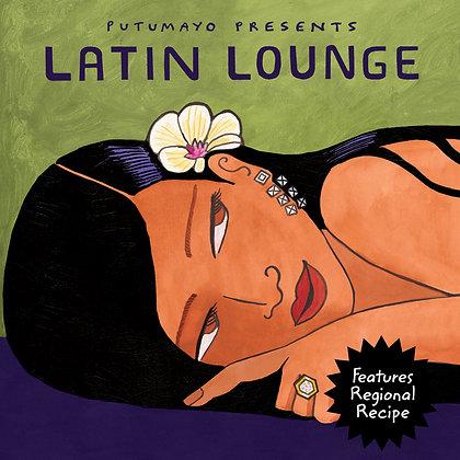 LATIN LOUNGE - Various Artists (Putumayo)