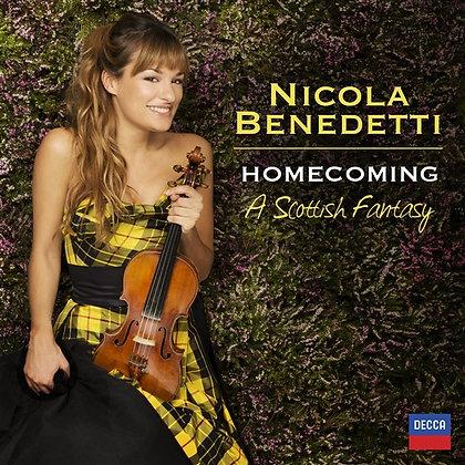NICOLA BENEDETTI - Homecoming: A Scottish Fantasy