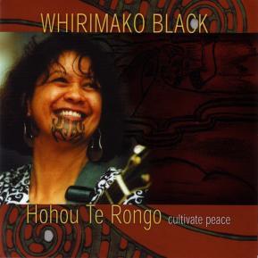 WHIRIMAKO BLACK ~ Hohou Te Ronga