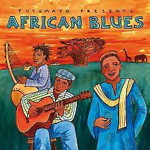 AFRICAN BLUES - Various Artists ( Putumayo)