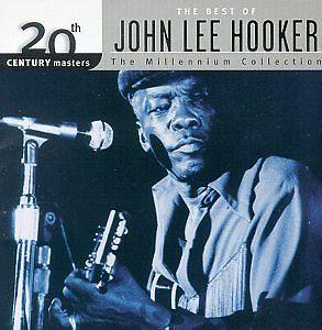 JOHN LEE HOOKER - Best of: 20th Century Masters