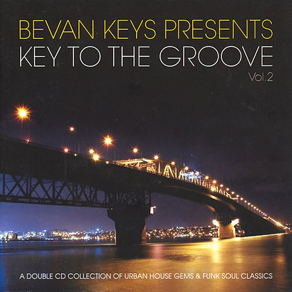 KEY TO THE GROOVE VOL. 2 -Various Artists
