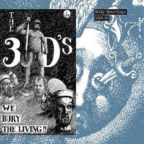 3DS ~ The Early Recordings 1989-90