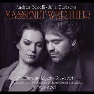 ANDREA BOCELLI - Massenet Werther