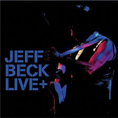 JEFF BECK - Live Plus
