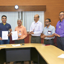 Harvesto's MoU with Research Scientists