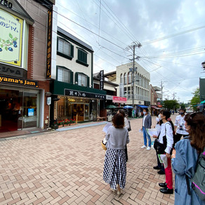 ~軽井沢の食文化のルーツを訪ねる~旧軽井沢グルメさんぽ