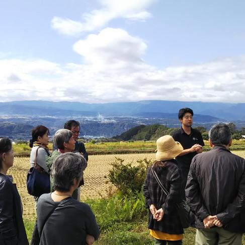 """ツアーレポート / 信州美食ツアー Oct'19 ~里山の暮らしを求めて~ 生クルミ収穫体験とフルールドゥペシェモモカの""""とっておき""""ランチ"""