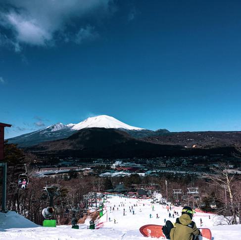 冬の軽井沢のアクティビティ色々!