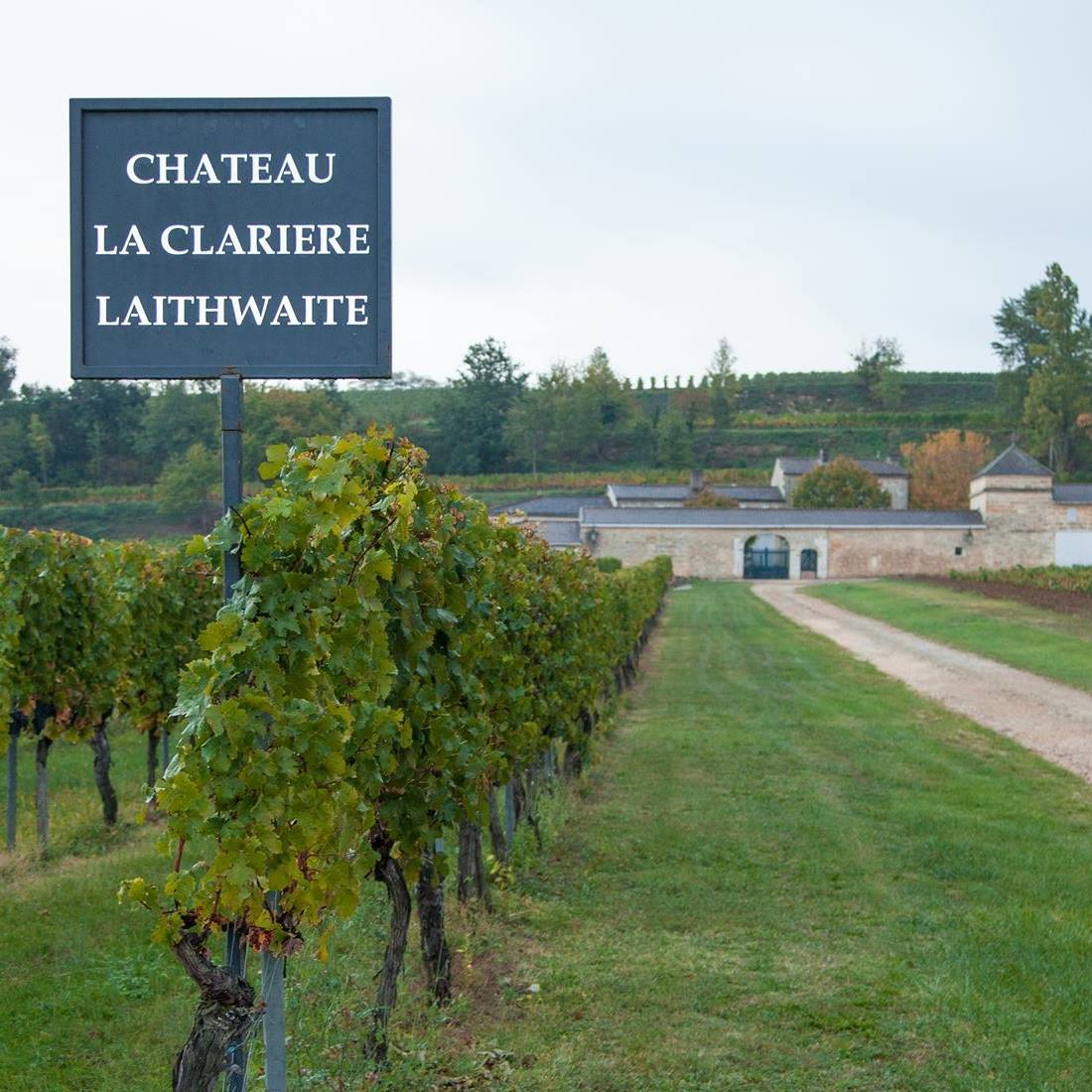 The Entrance to the Château