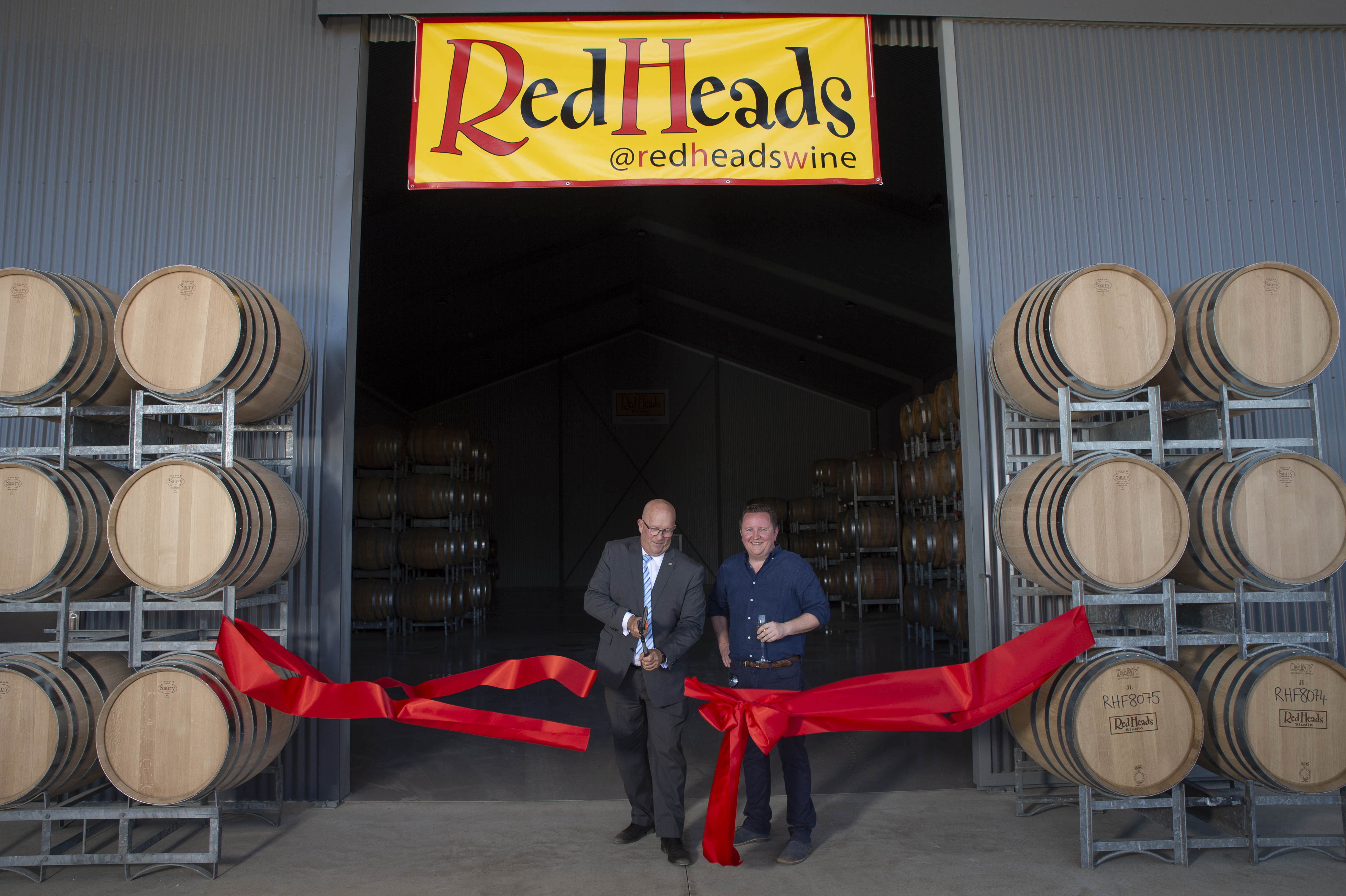 RedHeads Winery Opening - 064