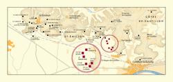 Domaines Laithwaite Map