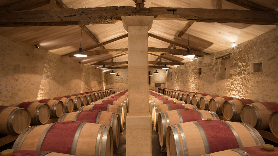 La Clariere Barrel Hall Domaines Laithwa