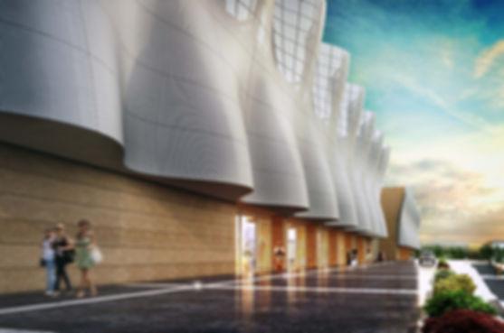 Nobis Interia; Architect: Binaa Studio. 3d perfortrated Aluminum