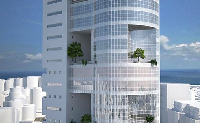Residence building, Israel - Multi perforated aluminum