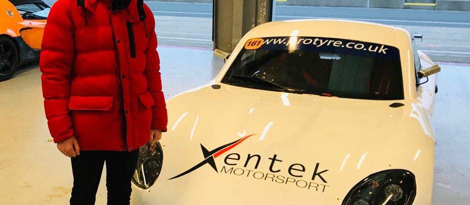 Bowers switches to Xentek for 2019!