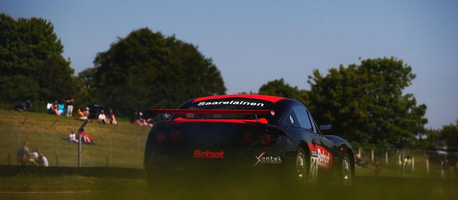 Sami Saarelainen continues with Xentek Motorsport for GT5 Challenge 2019.