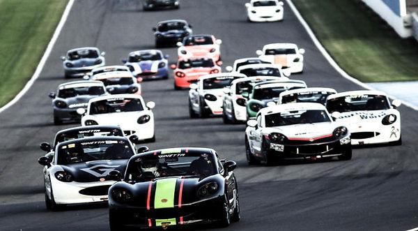 Ginetta Motorsport Xentek Racin Donnington Park