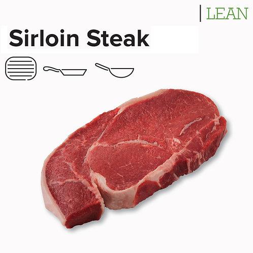 Sirloin/Porterhouse Steak (per kg)