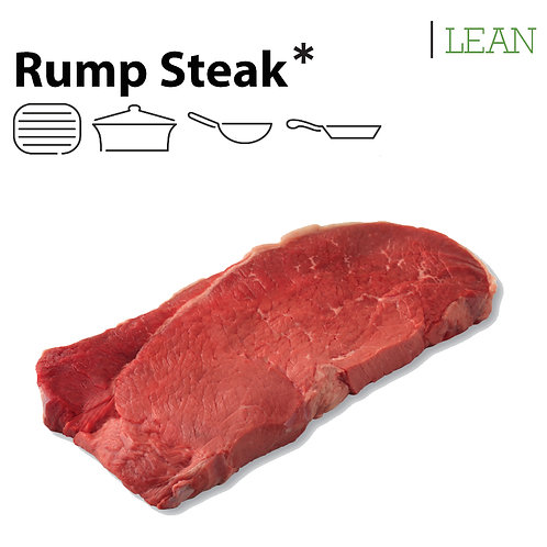 Rump Steak (per kg)