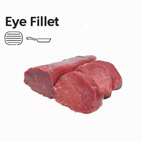 Eye Fillet Steaks (per kg)