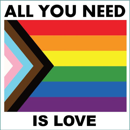 All you need - is LOVE!