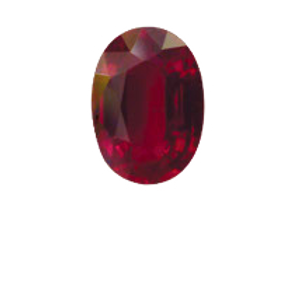 Ruby  1.58ct