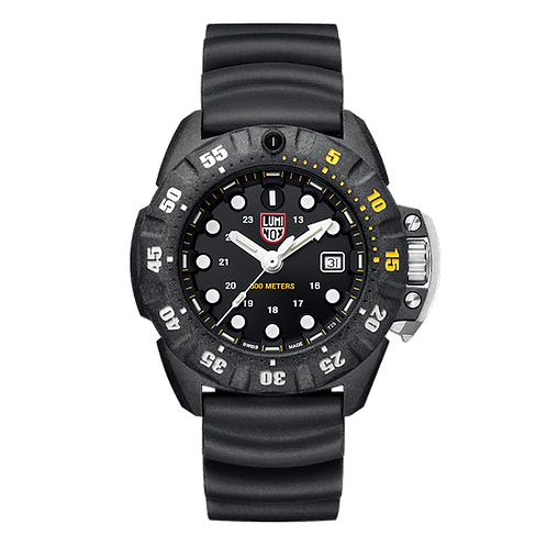 Luminox Scott Cassell Deep Dive