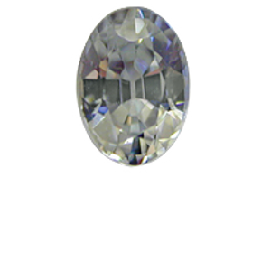 White Zircon  5.12ct