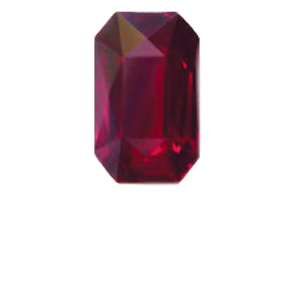 Ruby  2.38ct