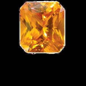 Yellow Sapphire  2.00ct