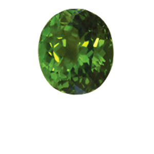 Green Tourmaline  2.79ct