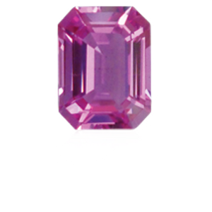 Pink Sapphire  1.54ct