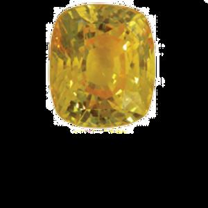Yellow Sapphire  2.78ct