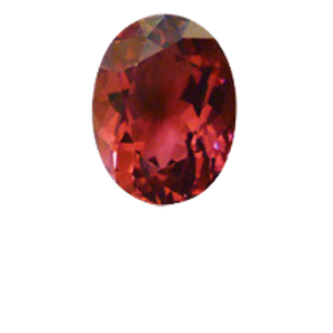 Red Tourmaline  3.07ct