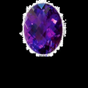 Amethyst  16.66ct