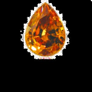 Golden Zircon  5.60ct