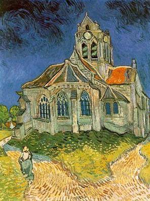 Church at Auvers