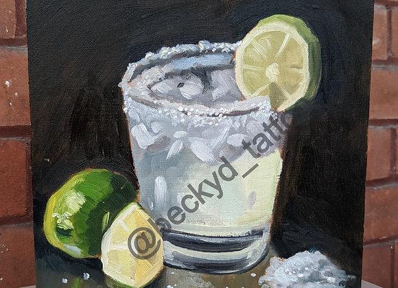 """Margarita"" Study"